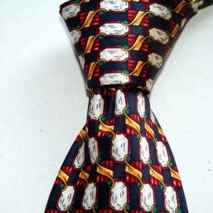 Luca Franzini Silk Tie